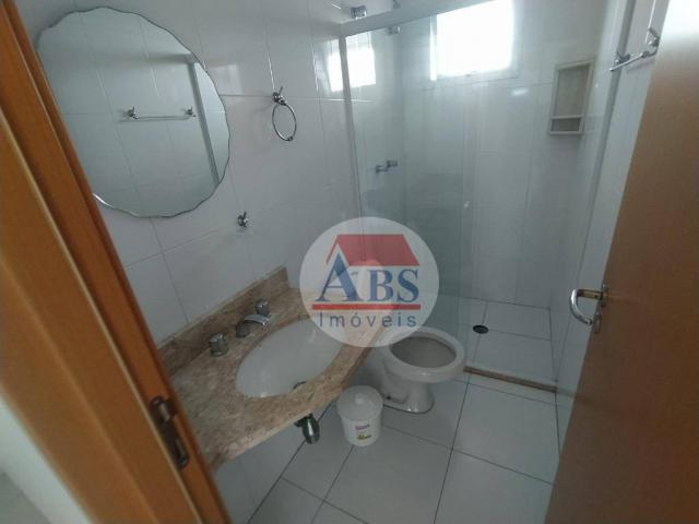 Apartamento com 2 dormitórios para alugar, 80 m² por R$ 3.500,00/mês - Gonzaga - Santos/SP - Foto 9