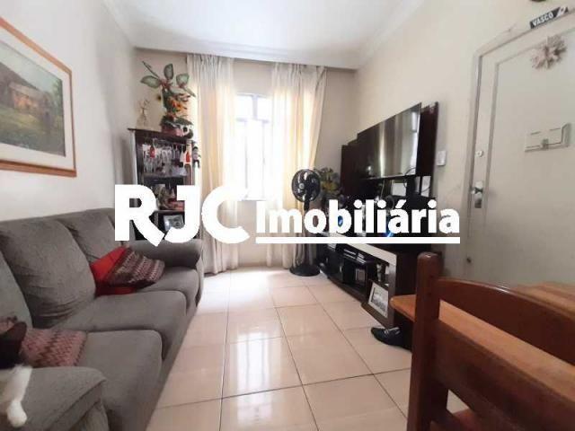 Apartamento à venda com 2 dormitórios em Vila isabel, Rio de janeiro cod:MBAP25115