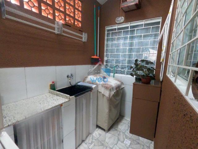 Casa com 03 quartos em excelente estado de conservação no Uberaba - Foto 14