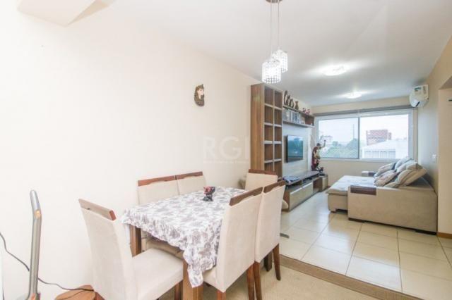 Apartamento à venda com 1 dormitórios em Vila ipiranga, Porto alegre cod:EL56357002