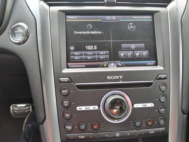 FUSION 2015/2016 2.0 TITANIUM FWD 16V GASOLINA 4P AUTOMÁTICO - Foto 8
