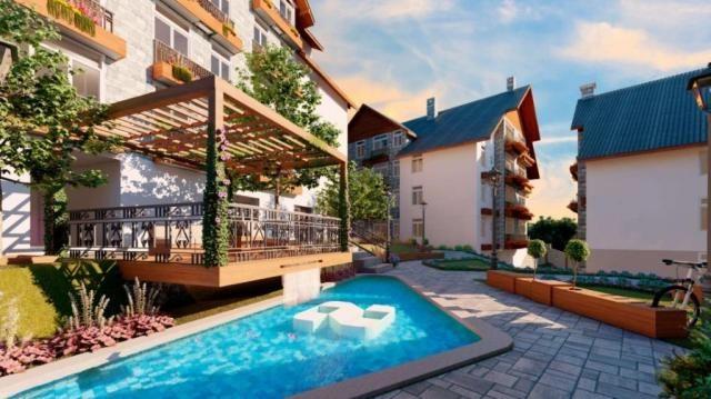 Apartamento com 3 dormitórios à venda, 97 m² por R$ 813.498,81 - Centro - Gramado/RS - Foto 14