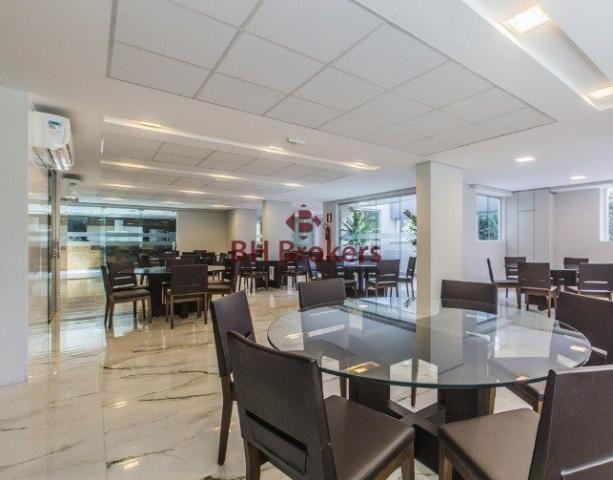 Apartamento para alugar com 3 dormitórios em Funcionários, Belo horizonte cod:BHB20867 - Foto 16