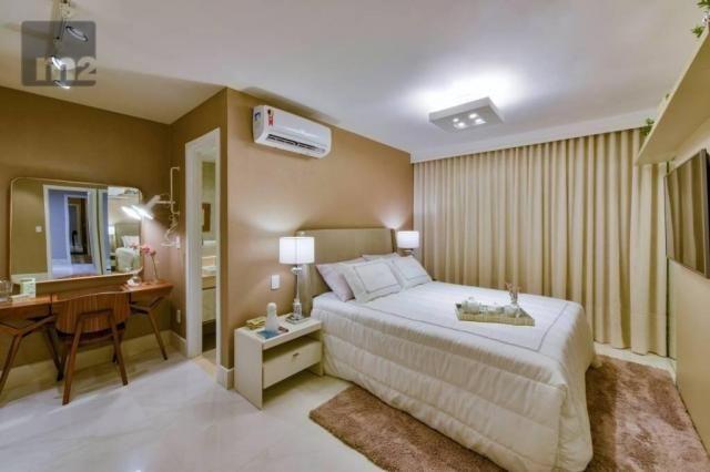 Apartamento à venda com 3 dormitórios em Setor marista, Goiânia cod:M23AP0525 - Foto 10