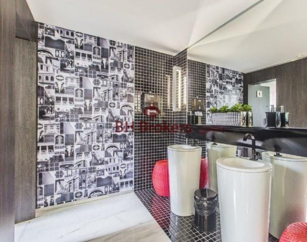 Apartamento para alugar com 3 dormitórios em Funcionários, Belo horizonte cod:BHB20867 - Foto 18