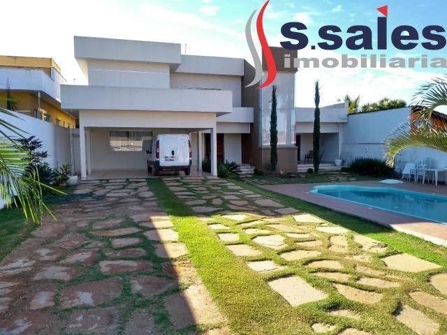 Luxo! Casa em Vicente Pires 4 Quartos - Lazer Completo!! - Brasília - DF - Foto 2