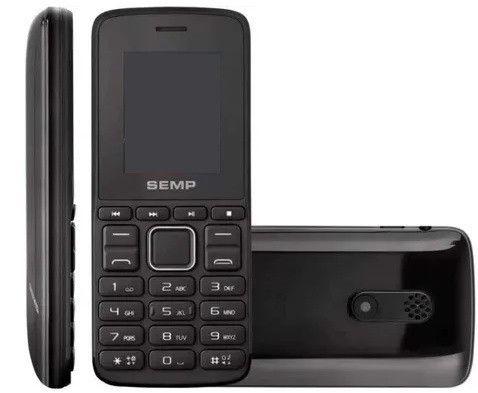 Celular Semp Toshiba básico, NOVO