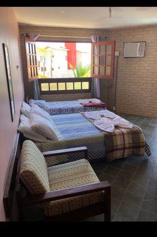 Casa Barra de S Miguel 4 quartos piscina 50Ms do mar Barramar e internet - Foto 11