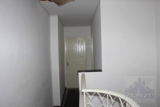 Studio com 1 dormitório para alugar, 28 m² por R$ 1.400,00/mês - São Francisco - Curitiba/ - Foto 5