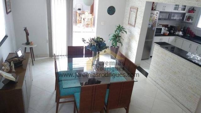 Casa com 4 dormitórios à venda, 282 m² por R$ 890.000 - Campos do Conde I - Tremembé/SP - Foto 8