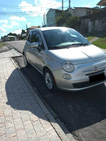 Fiat 500 Cult Dual - Ano 2013 - Automático - Raridade - Foto 11