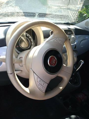 Fiat 500 Cult Dual - Ano 2013 - Automático - Raridade - Foto 2