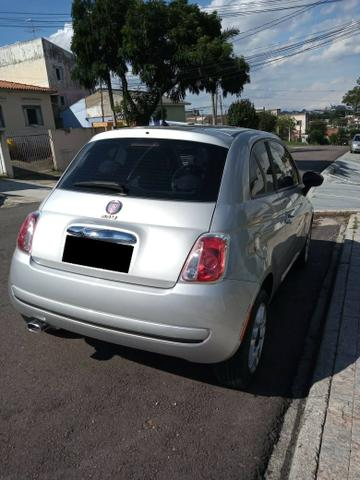 Fiat 500 Cult Dual - Ano 2013 - Automático - Raridade - Foto 13