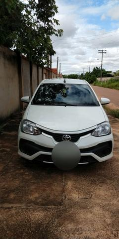 Vendo ágio Toyota Etios 1.3x 2017/2018 - Foto 5
