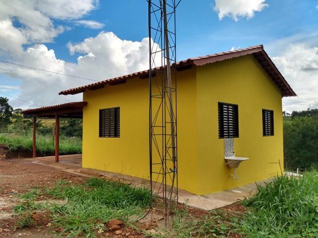 Chácara a 45km de Goiânia com casa - Foto 2