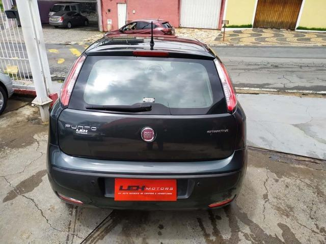 Fiat punto attractive 1.4 fire completo carro maravilhoso - Foto 4