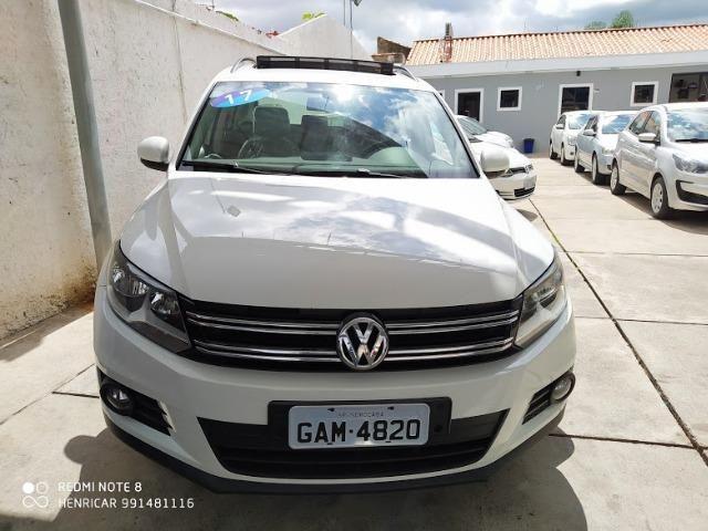 Tiguan 1.4 tsi Volkswagen Completo - Foto 18