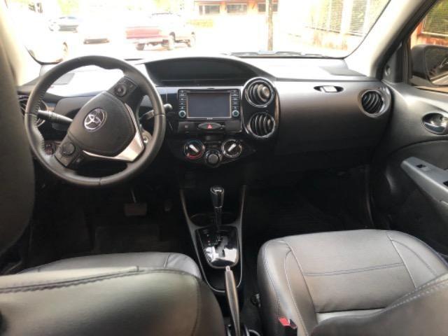Veículo Etios Platinum Sedan 1.5 Automático - Foto 9