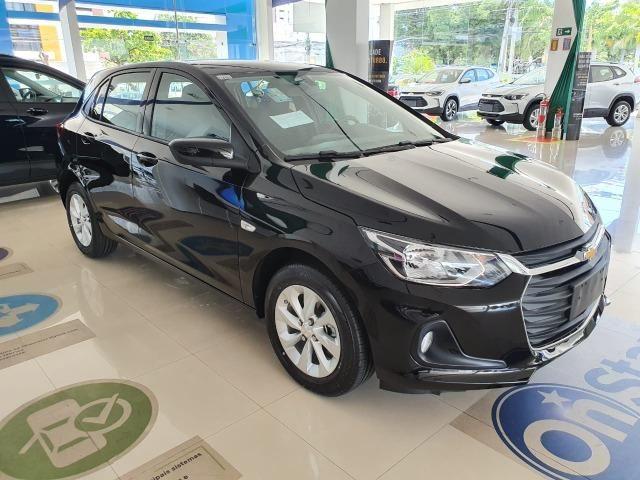 Onix Hatch 1.0 2020 - Entrada R$ 3.990,00 + 60x R$ 1.291,00 - Foto 2