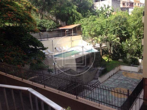 Apartamento 2 qts-Infra-Total-Residencial à venda, Rocha, Rio de Janeiro - - Foto 9