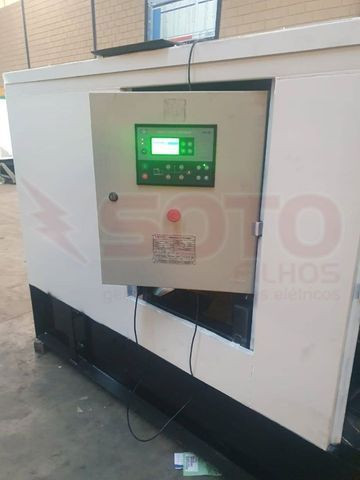 Grupo Gerador de Energia Diesel - Foto 2