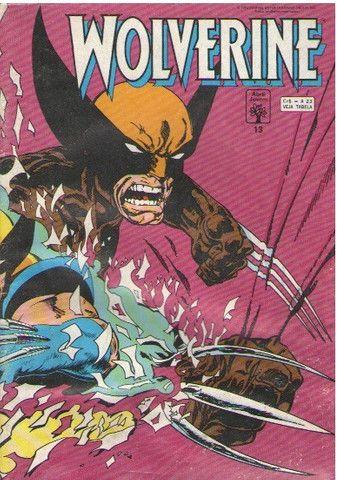Kit 5 revistas quadrinhs Marvel: Wolverine e Conan - Foto 2