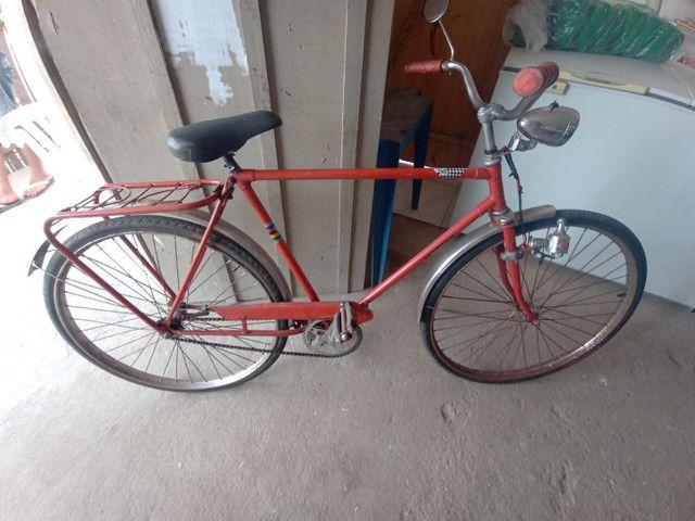Vendo bicicleta Monark 1961