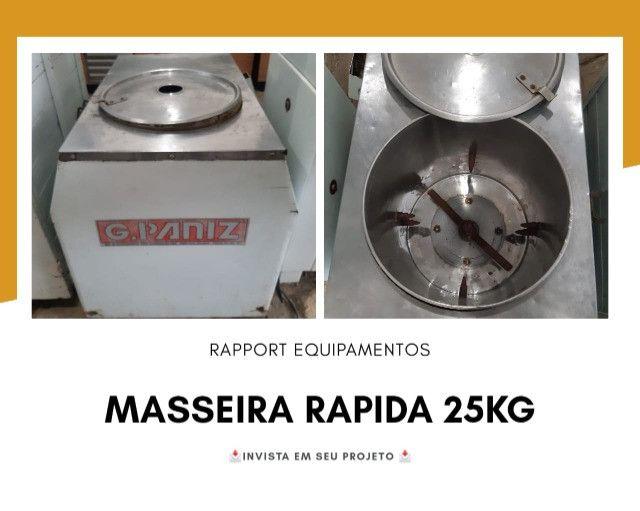Masseira rapida 25kg