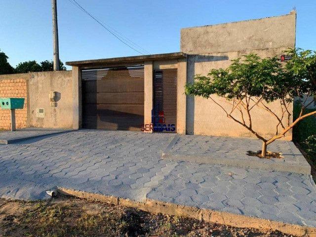 Casa à venda por R$ 150.000 - São Francisco - Ji-Paraná/Rondônia