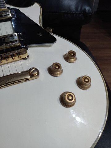Guitarra Les Paul Golden - Foto 5
