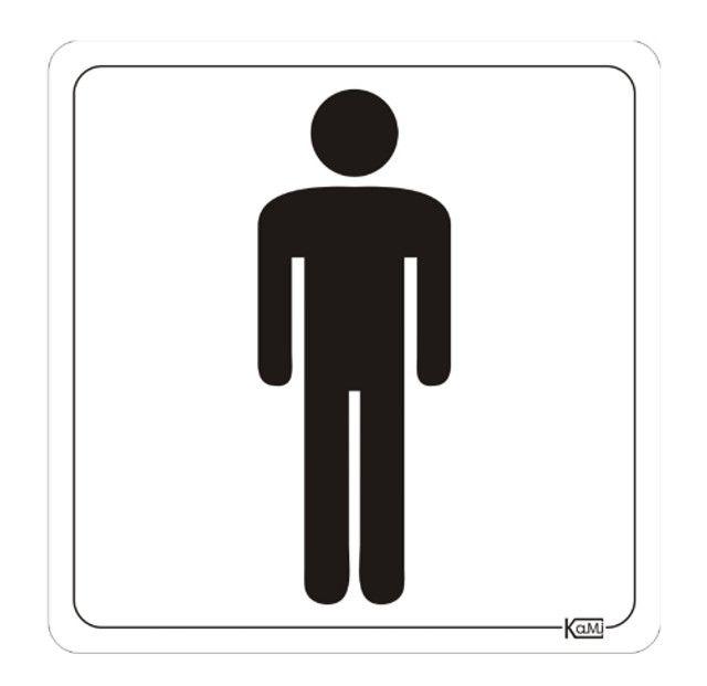 Placa sinalizadora auto-adesiva para colar em portas, paredes, etc. - Foto 2