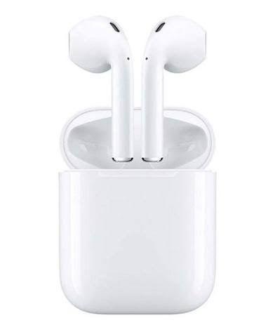 Fone de ouvido sem fio com estojo carregador  - Foto 2
