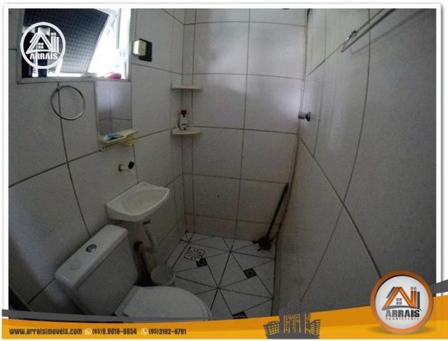 Casa com 3 dormitórios à venda, 100 m² por R$ 350.000,00 - Benfica - Fortaleza/CE - Foto 10