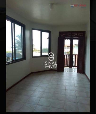 Excelente casa duplex em frente a Praia de Costa Azul - Foto 10