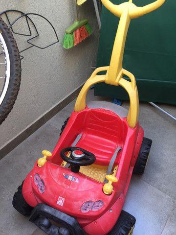 Chiqueirinho e  carro  infantil - Foto 5