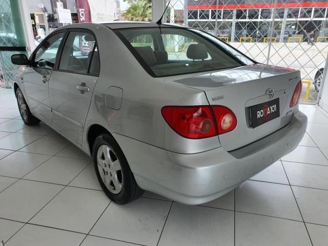 Corolla XLi 1.6 16V 110cv Aut. - Foto 4