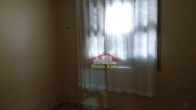 Apartamento com 2 dormitórios para alugar, 70 m² por R$ 950,00/mês - Benfica - Fortaleza/C - Foto 8