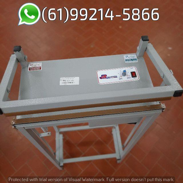 Seladora 40 cm com Temporizador de Pedal Selaplast - Foto 5