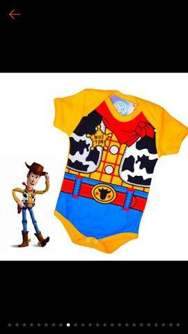 Promoção Body Temático Bebê Infantil / Fantasia Mesversário  - Foto 6
