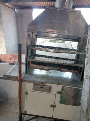 Vendo um carrinho de churrasco - Foto 2