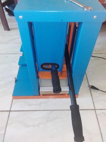 Máquina de fabricar chinelo - Foto 2