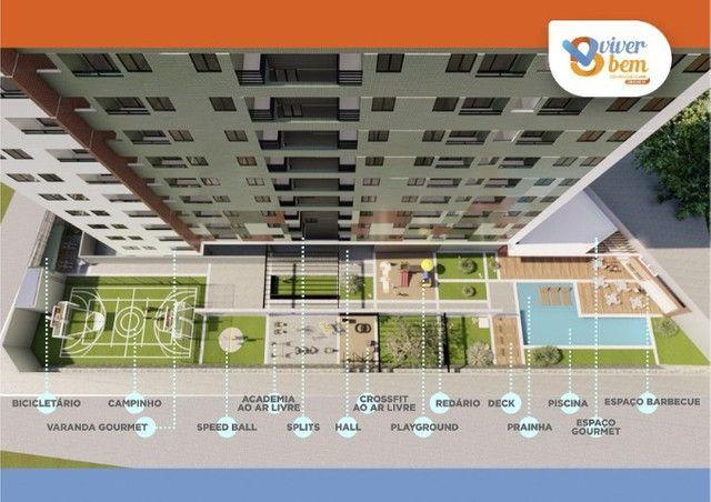 Gk Viver Bem Condomínio Club - Camaragibe - 2 e 3 Q (sendo 1 Suite) - - Foto 3