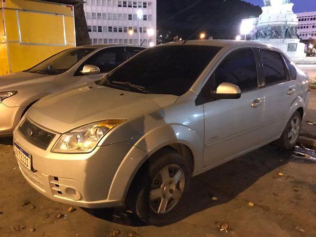 Fiesta sedan completo 2009 com GNV