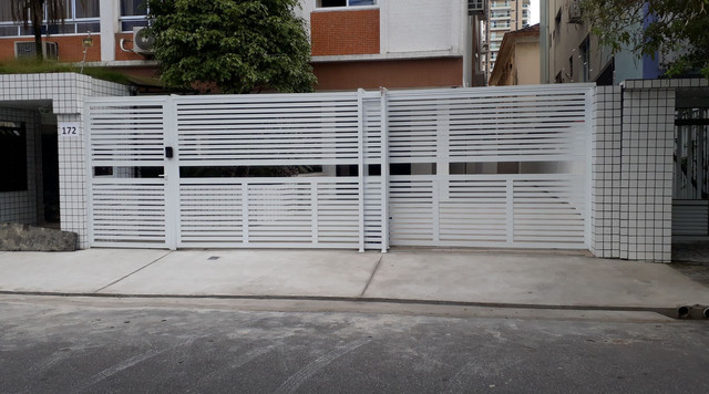 Portões, Janelas e Coberturas em Policarbonato  - Foto 3
