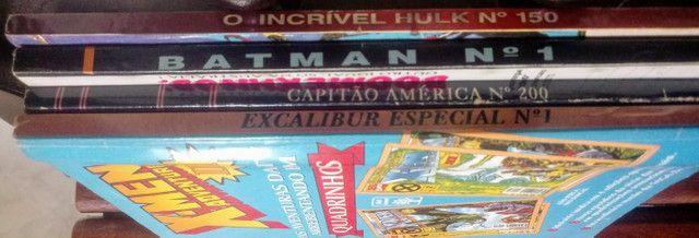 "Batman + HULK + Capitão America & ""Marvel EXcalibur"" - Foto 6"