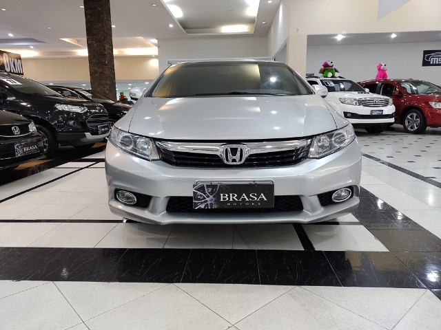 Honda Civic 1.8 LXL 16v Flex 4p Completo C/ Ar Digital - Foto 3