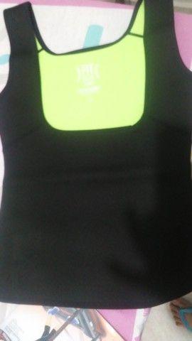 T-Shirt para exercícios - Foto 6