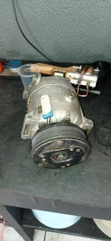 Compressor ar condicionado vectra 98 2.2 8v