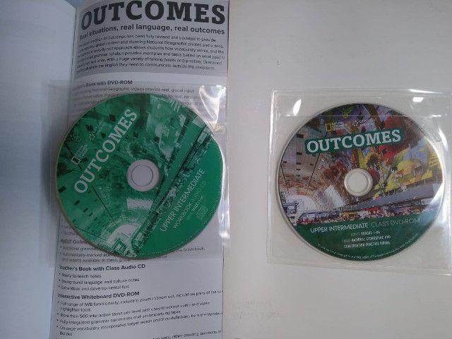 Livros Outcomes - Upper Intermediate student's book + workbook + 2cds - Foto 4