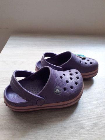 Crocs princesa - Foto 2